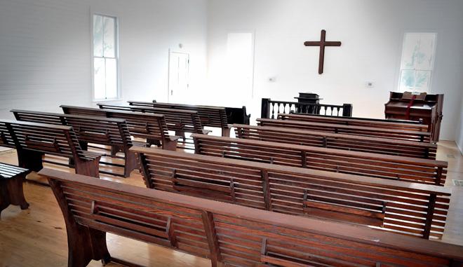 America's Religious Recession