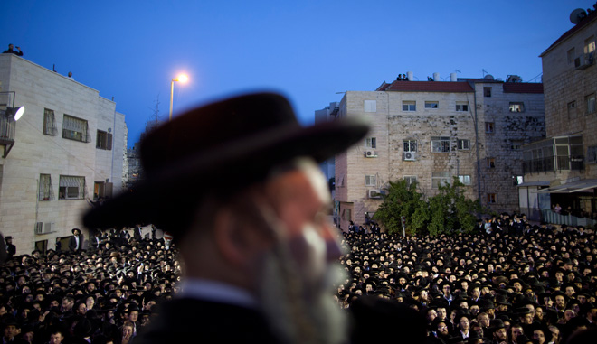 Are the Ultra-Orthodox the Key to Israel's Future?