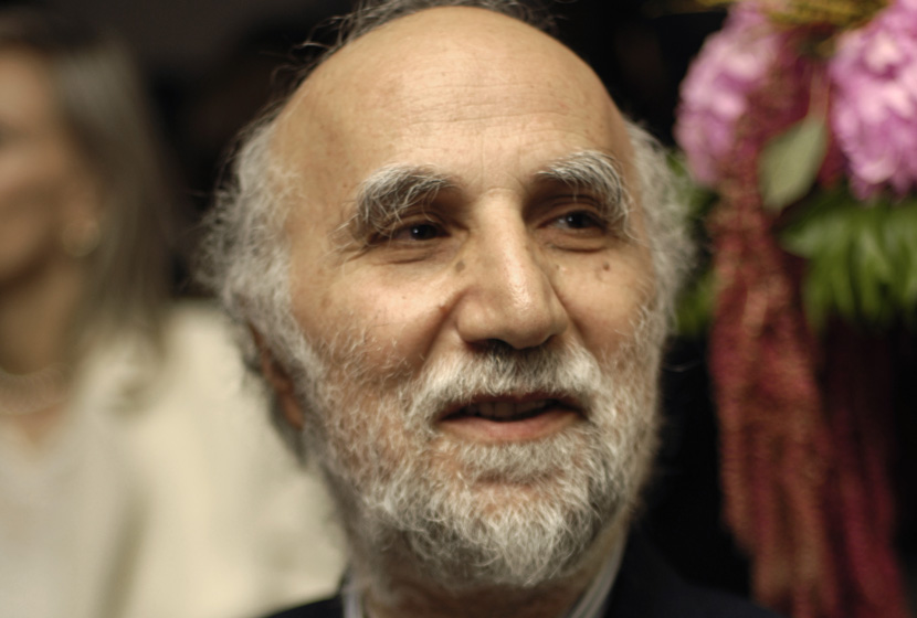 Fouad Ajami at a dinner in Toronto in 2010. Photo by Lucas Oleniuk/Toronto Star via Getty Images.