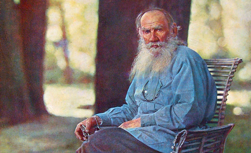 How Lev Tolstoy Became Leo Tolstoy