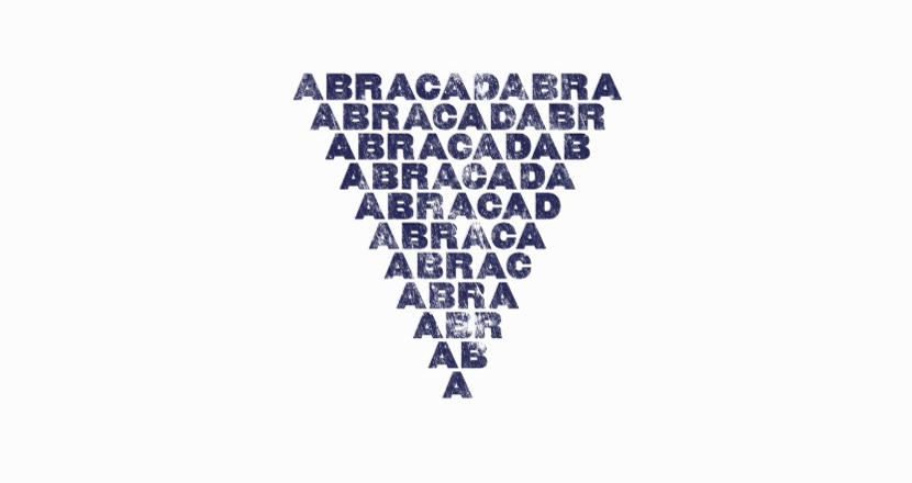 Are The Origins Of Abracadabra Jewish Mosaic