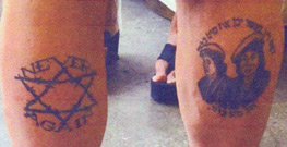 The Girl with the Yiddish Tattoo