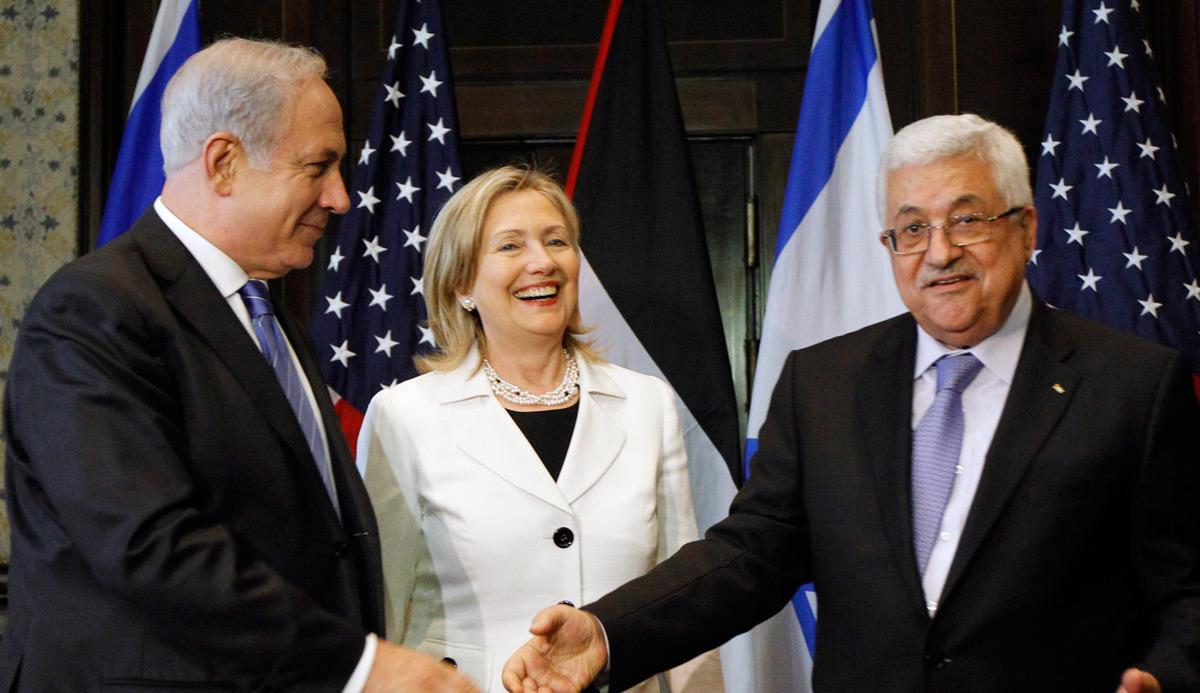 Israeli–Palestinian peace process