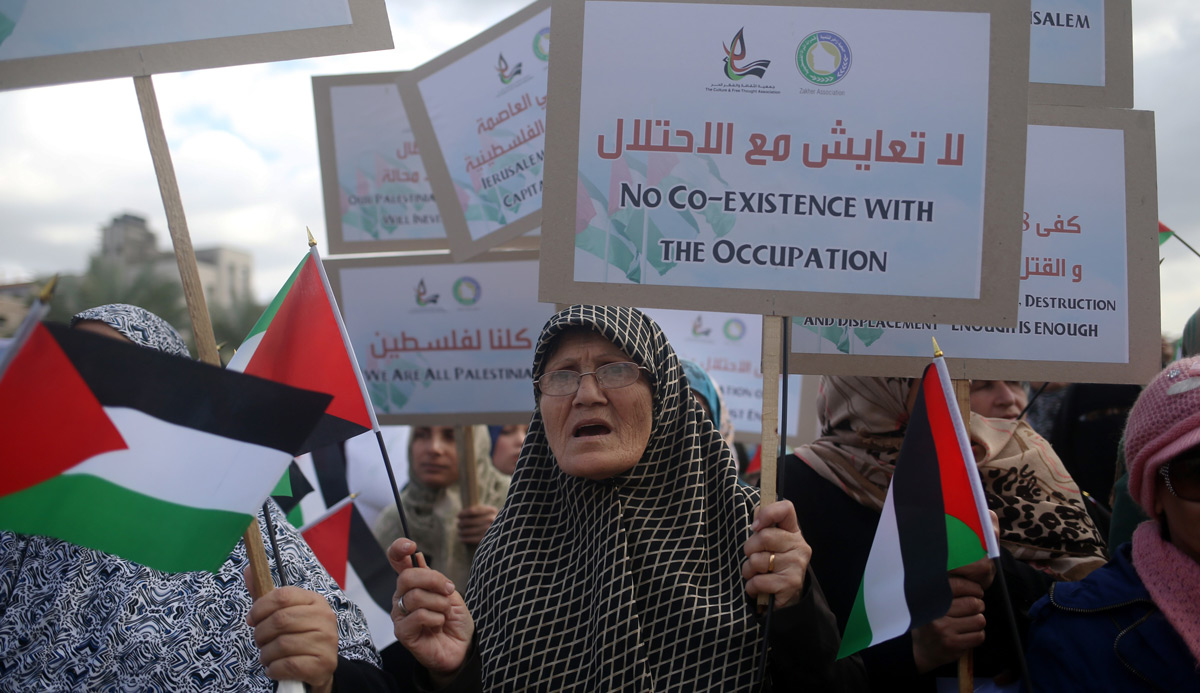 what do palestinians want mosaic how palestinians vision of serves palestinian needs