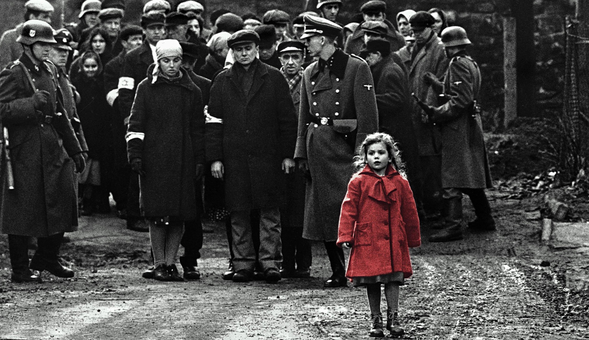 From Schindler's List (1993).