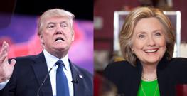 The Gematria of Hillary Clinton and Donald Trump