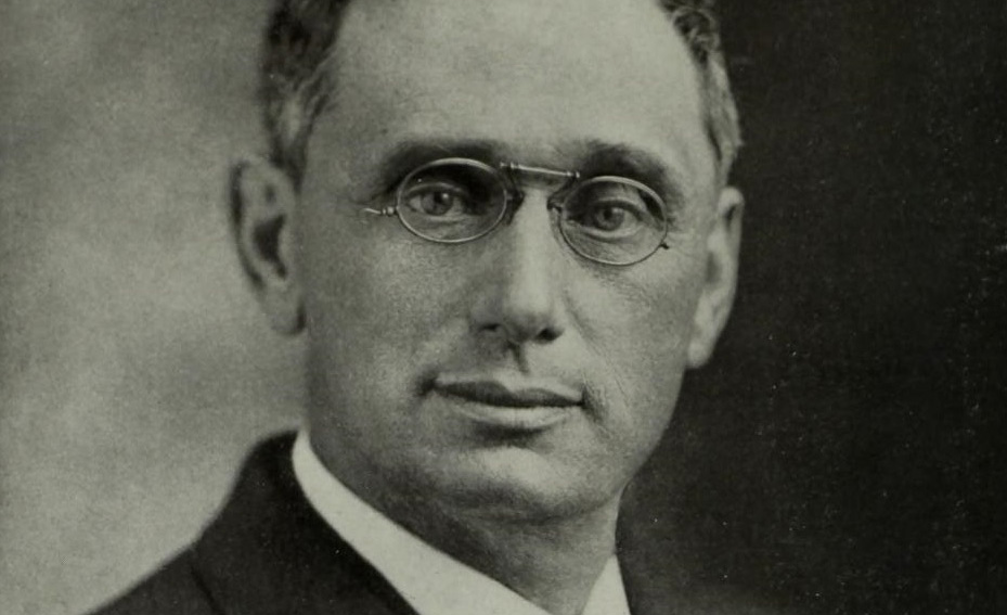 Louis Brandeis in an undated photograph taken no later than 1916. Wikimedia.