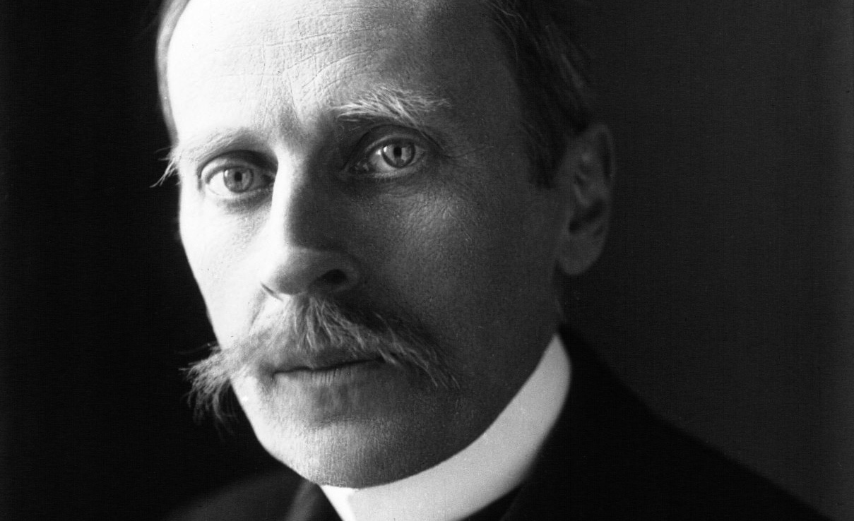 Romain Rolland in 1914, the year before he won the Nobel Prize in Literature. Wikipedia/Bibliothèque nationale de France.