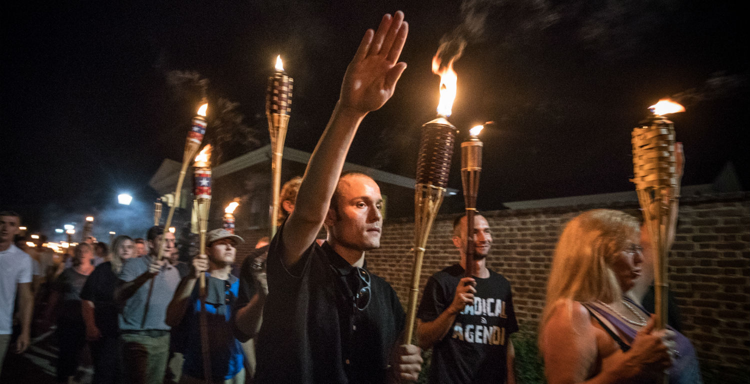 Thinking about Charlottesville and the Jews