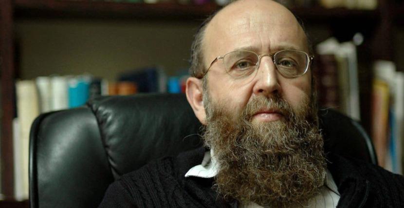 The Orthodox Rabbi Who Set Out to Turn Postmodernism to Jewish Gain