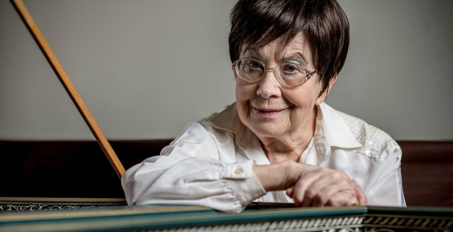 Remembering the Great Czech Jewish Harpsichordist Zuzana Růžičková
