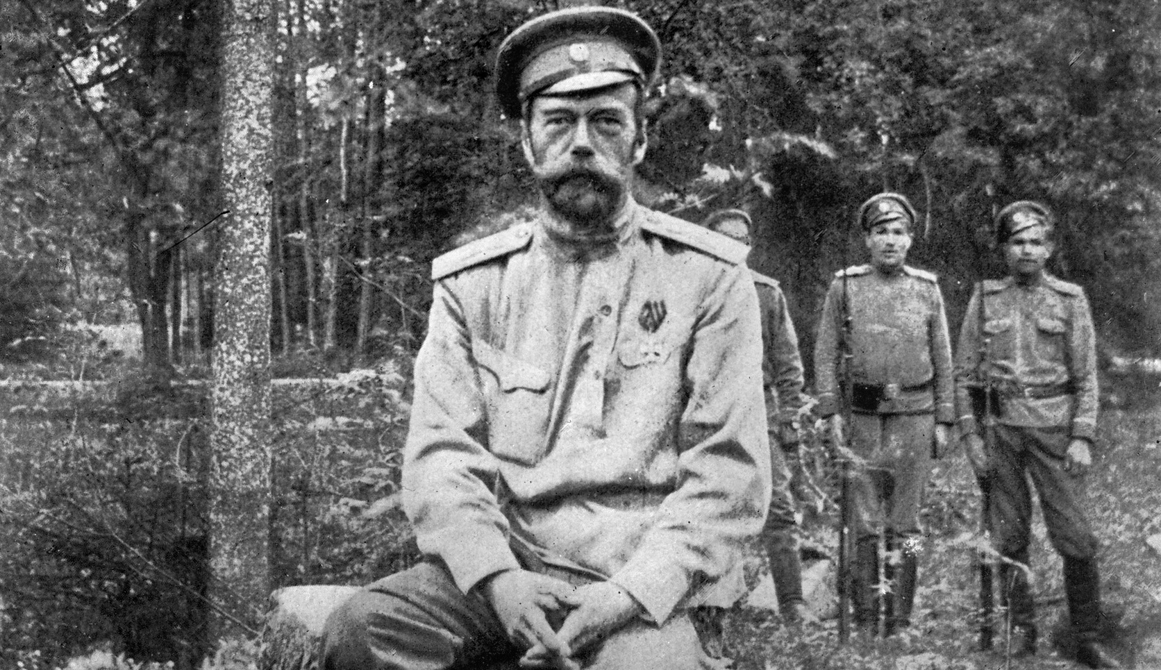 Tsar Nicholas II of Russia, a great believer in the Protocols. Wikipedia.