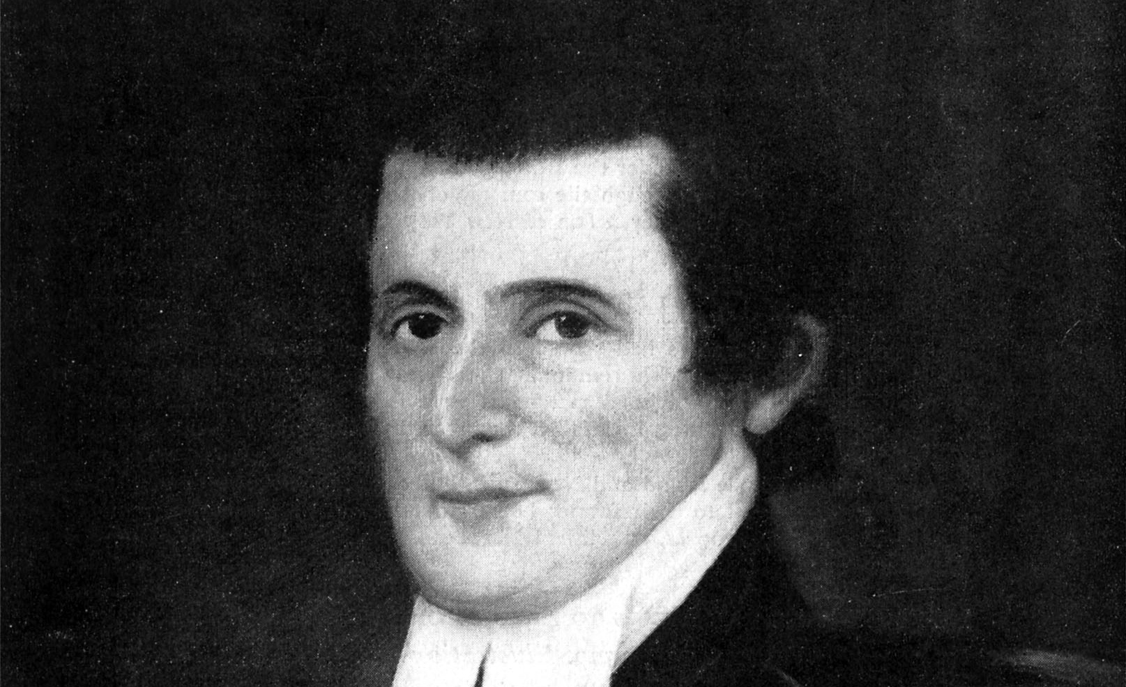 Gershom Mendes Seixas (1745–1816), the first native-born Jewish religious leader in the United States.