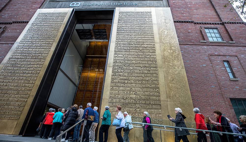 Who's Afraid of the Museum of the Bible?