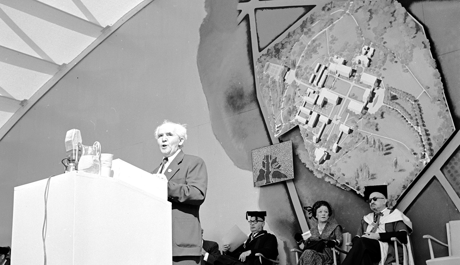 Ben-Gurion's Pragmatic Approach to Borders
