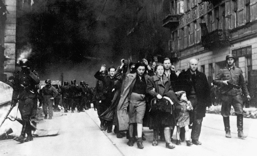 The Buried, Raging Sermons of the Warsaw Ghetto Rabbi