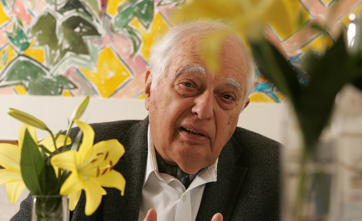 With the Death of Bernard Lewis, the Age of Academic Giants Has Come to an End