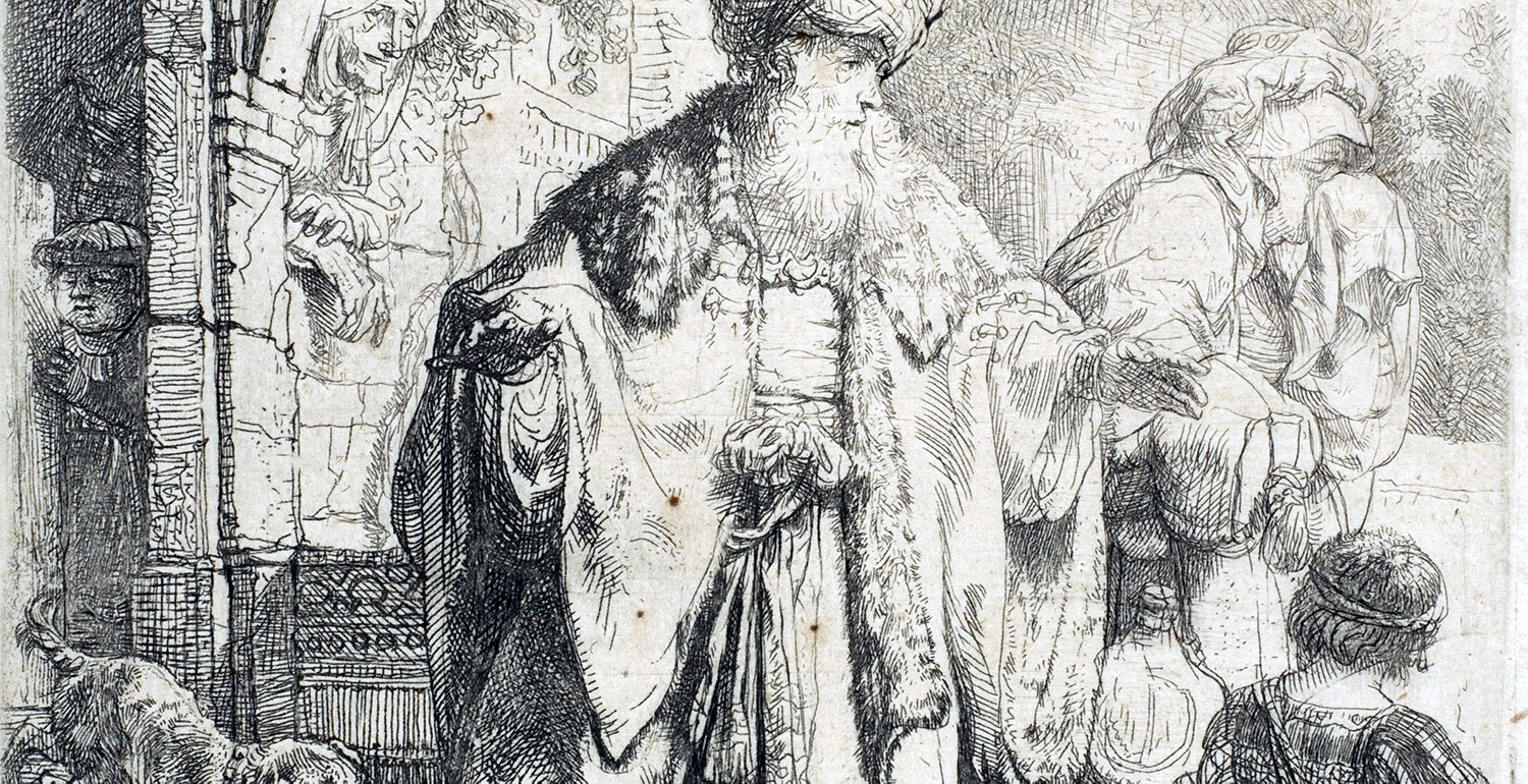 Rembrandt and What it Means to be Both a Stranger and a Neighbor in the World