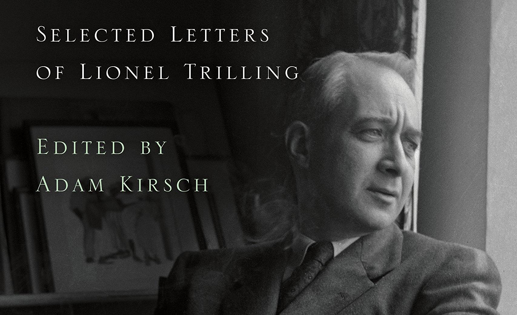 Lionel Trilling's Jewish Problem