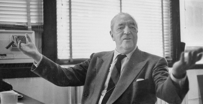 Mies van der Rohe's Misbegotten Change of Name