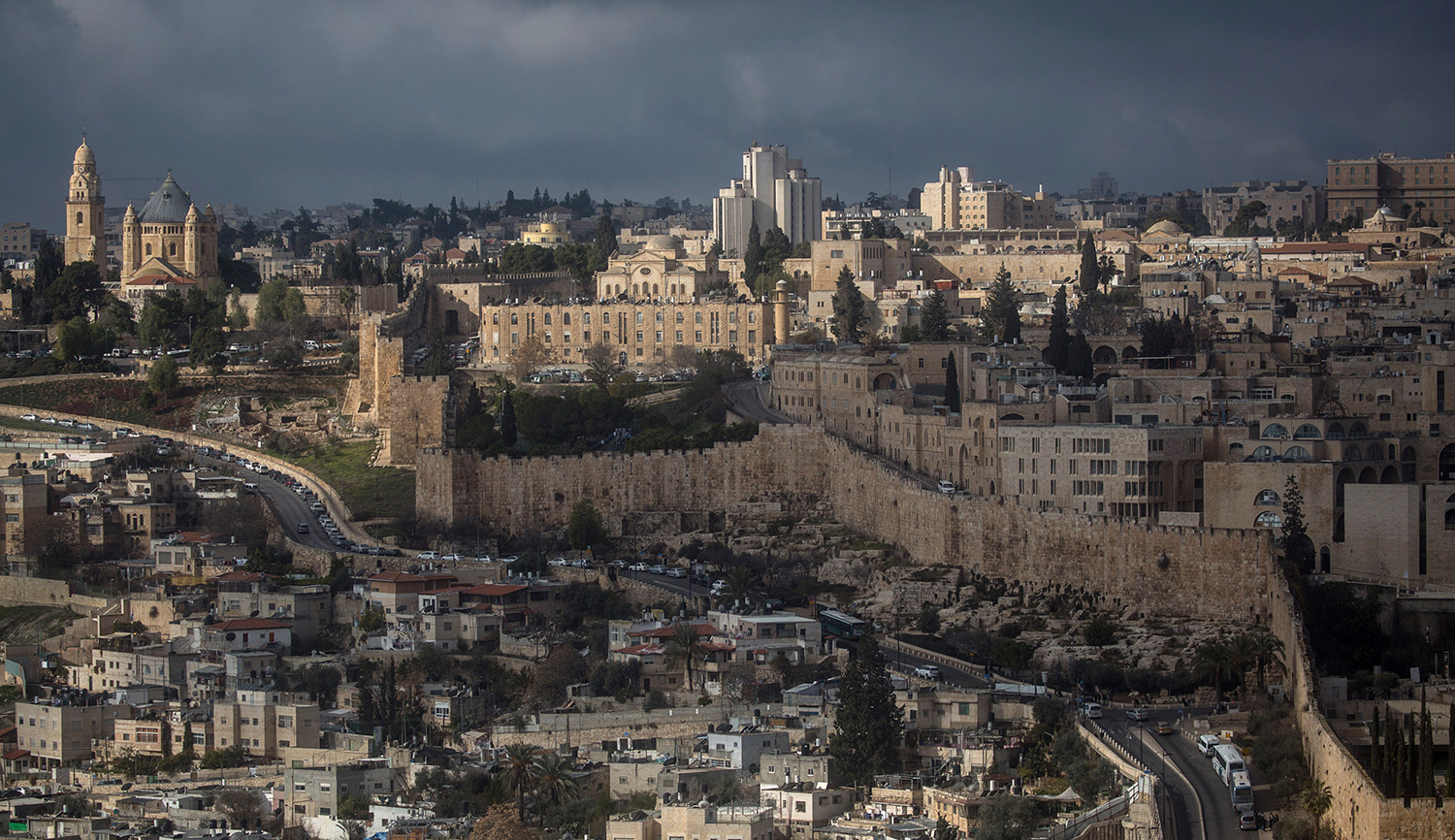 The Mirage of an International Jerusalem