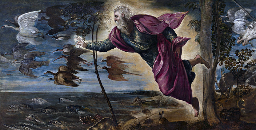 Tintoretto and His Jewish Neighbors