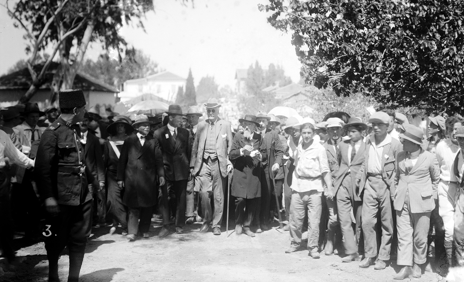 The Balfour Declaration and the Jewish Threat that Made Britain Honor It