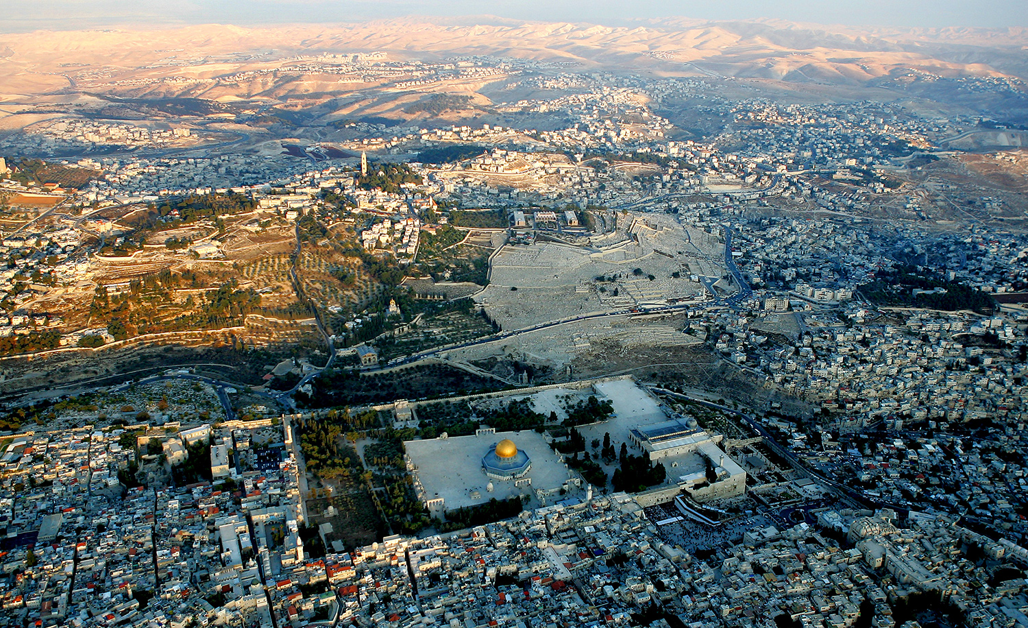 Jerusalem in 2005. David Silverman/Getty Images.