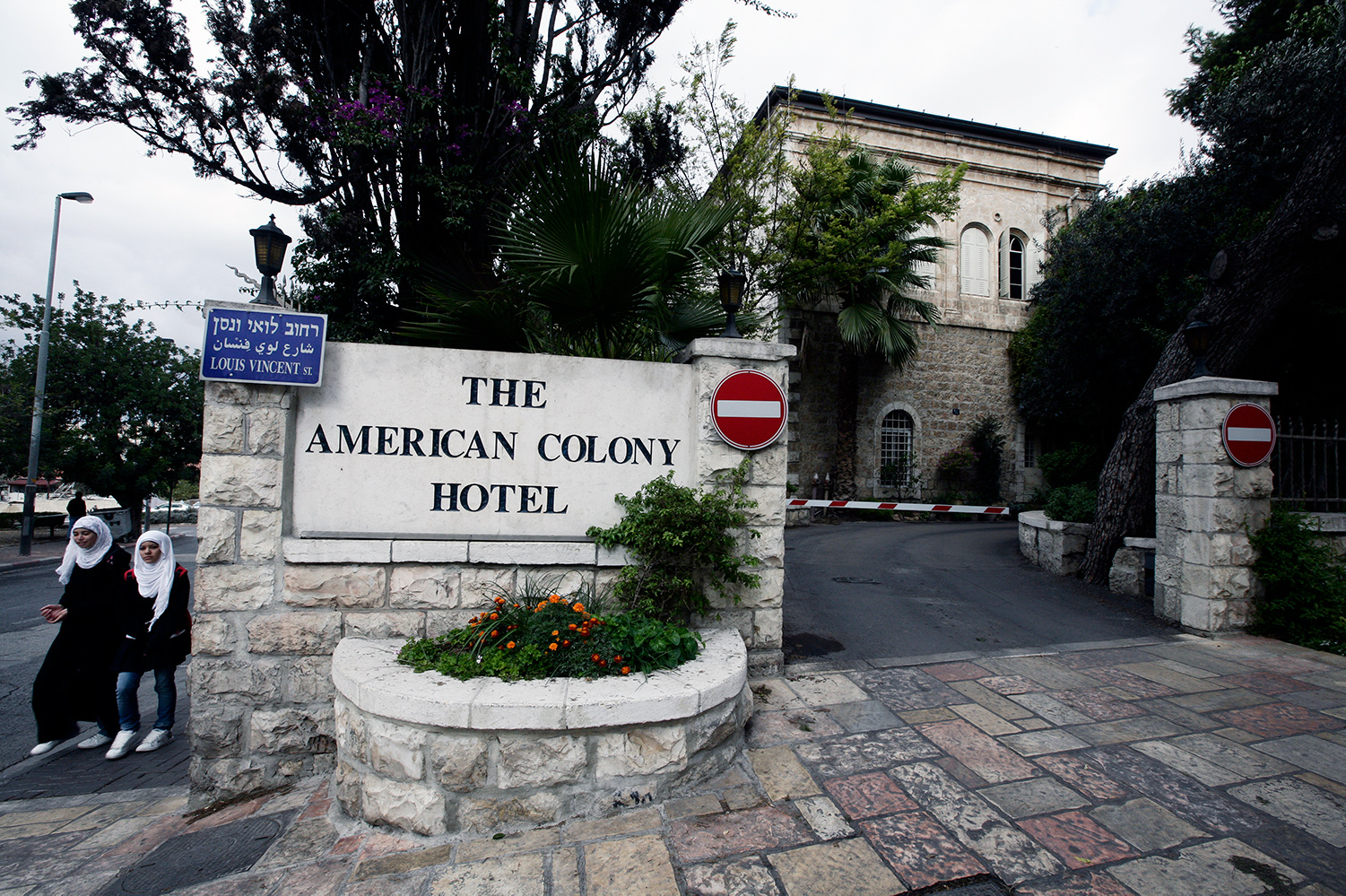 What Did (and Didn't) Happen in Room 16 of the American Colony Hotel