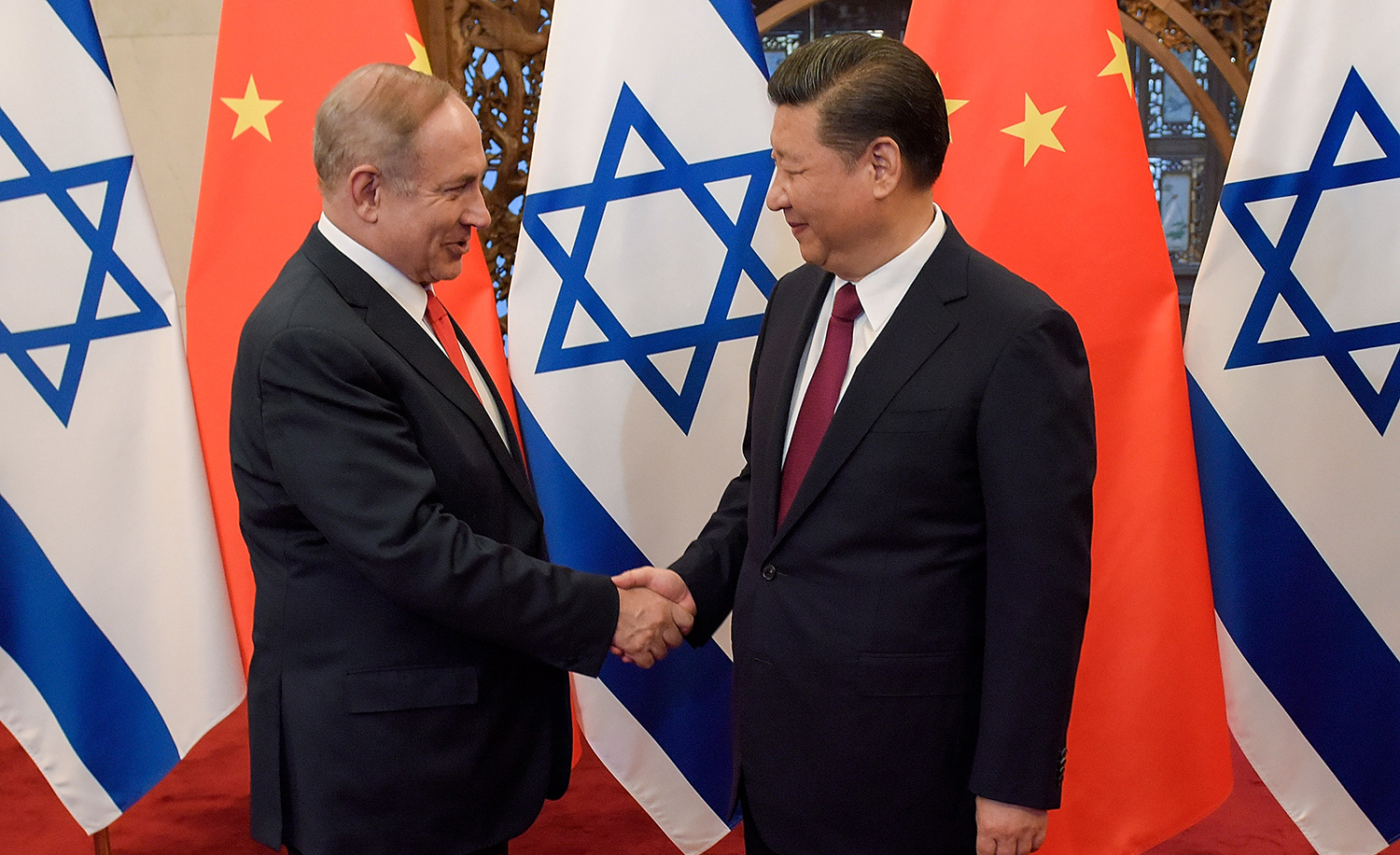 Podcast: Arthur Herman on the Impact of China on the U.S.-Israel Relationship