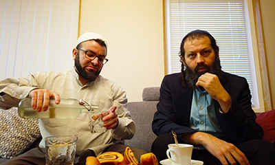 """""""A Lot of People Want Malmö to Fail, Just as They Want Salahuddin and Me to Hate Each Other"""""""