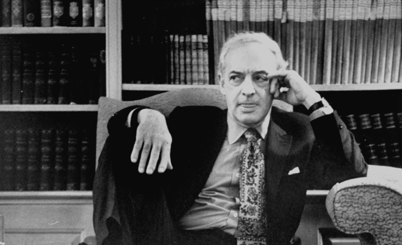 Saul Bellow in 1970. Art Rickerby/The LIFE Picture Collection via Getty Images.