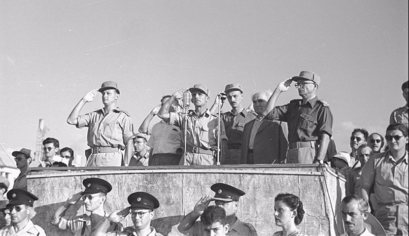Ben-Gurion's Army: How the IDF Came into Being (and Almost Didn't)