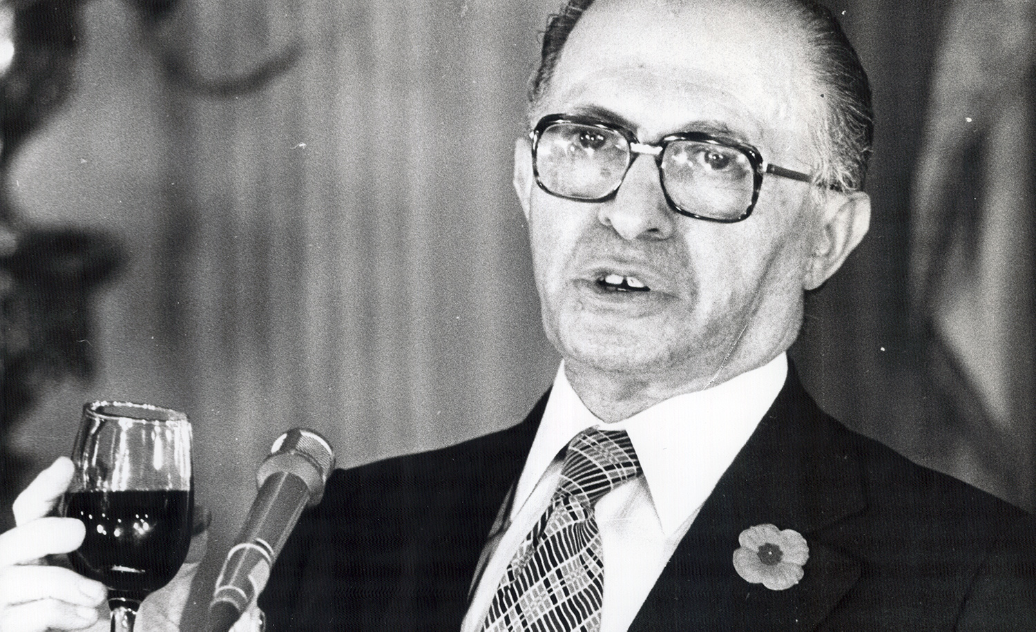 """We Were All Born in Jerusalem"": A Never-Before-Translated Speech by Menachem Begin"
