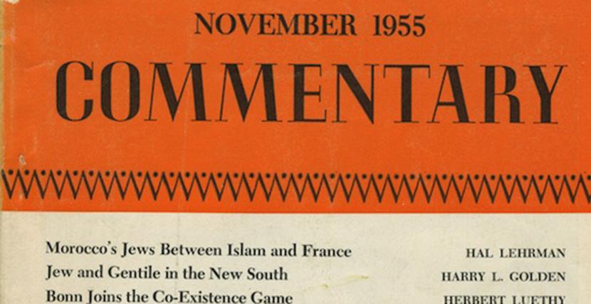 Podcast: John Podhoretz on 75 Years of Commentary