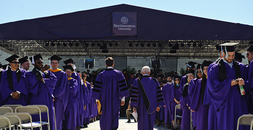 The Trouble at Northwestern