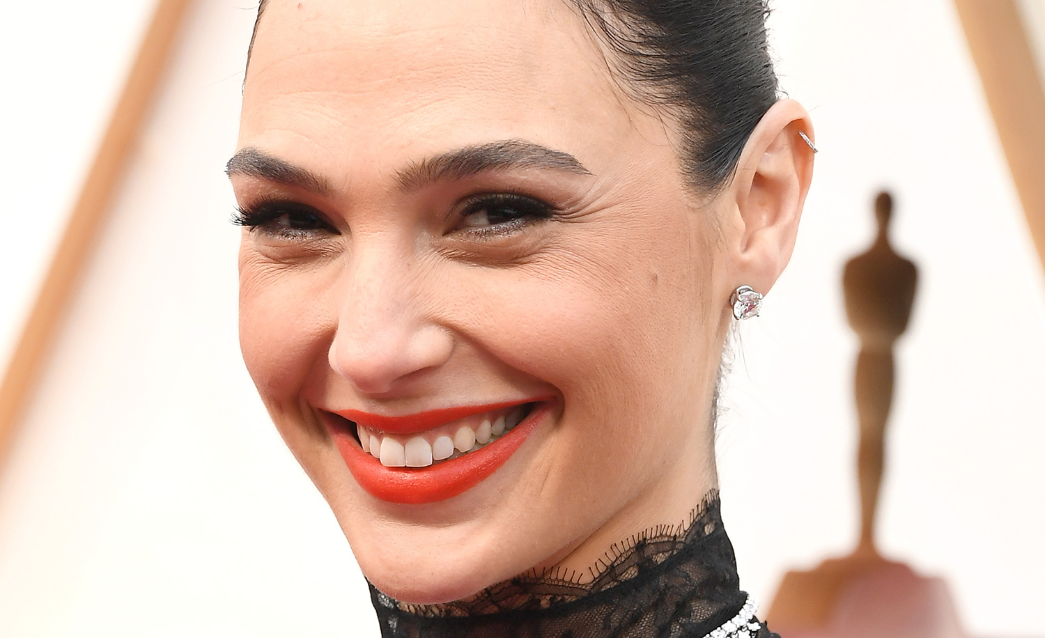 Gal Gadot arrives at the 92nd Academy Awards on February 09, 2020 in Hollywood, California. Steve Granitz/WireImage.