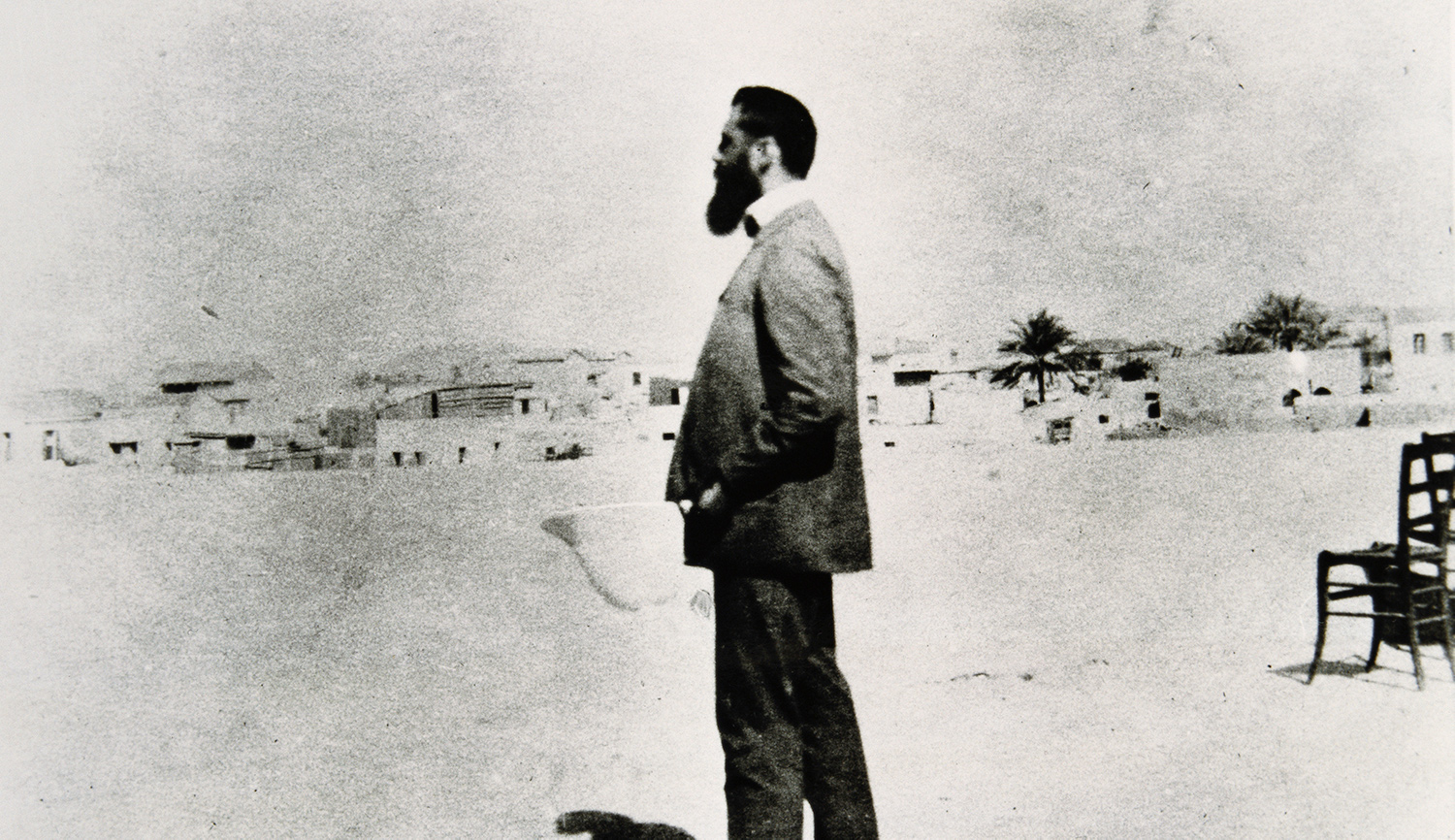 The Mystery of Theodor Herzl