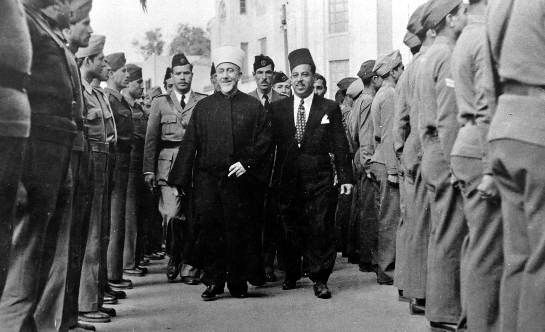 The Mufti of Jerusalem's Legacy