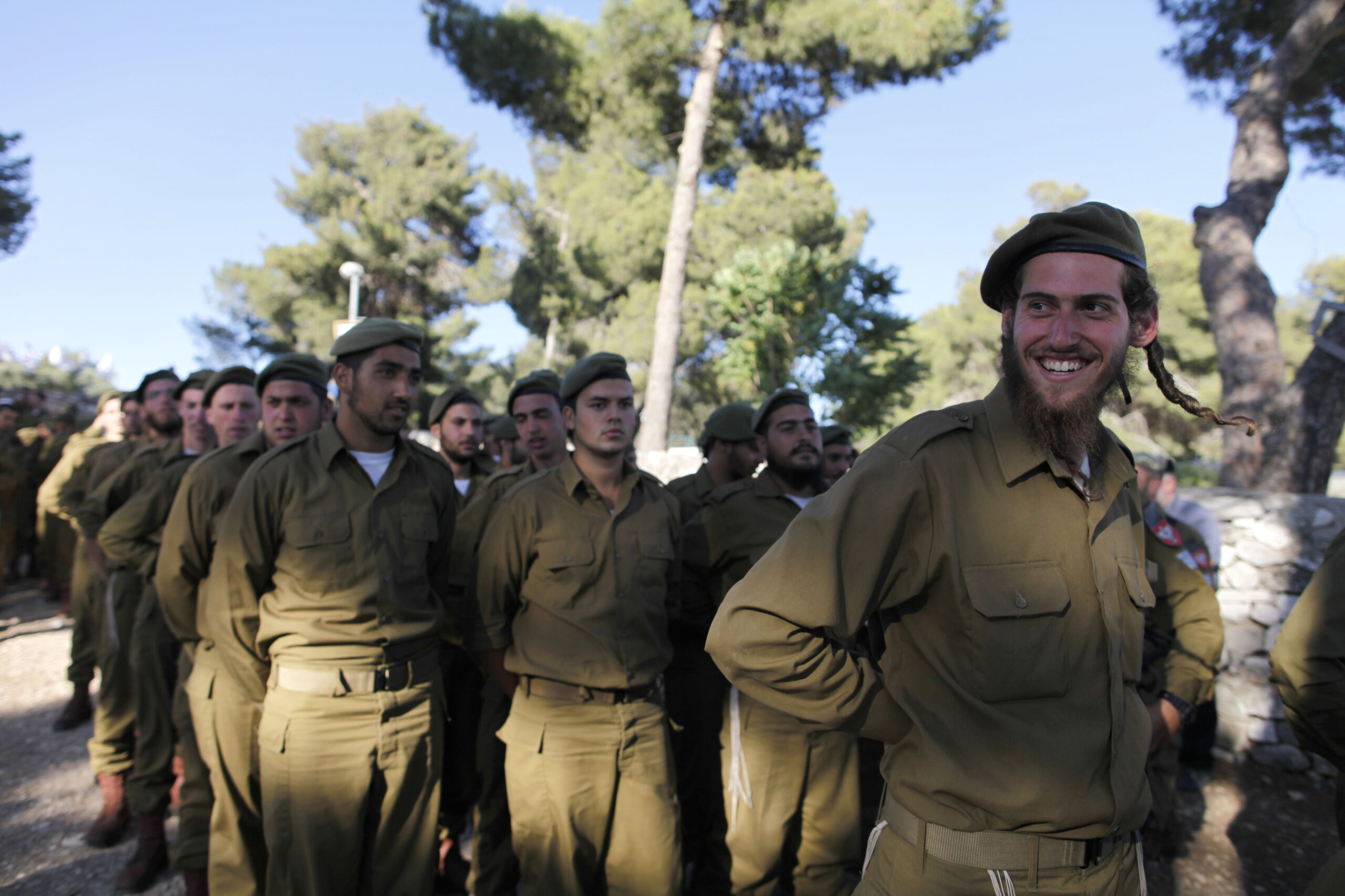 Podcast: Yehoshua Pfeffer on How Haredi Jews Think About Serving in the IDF