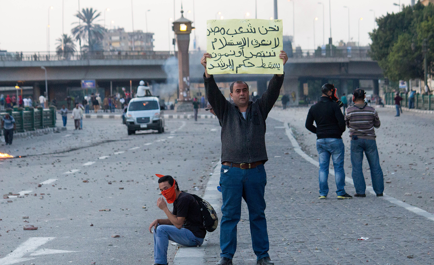 Why the Arab Spring Failed, and the Hopes Its Failure Seeded