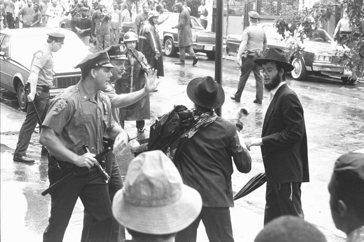 Podcast: Elliot Kaufman on the Crown Heights Riot, 30 Years Later