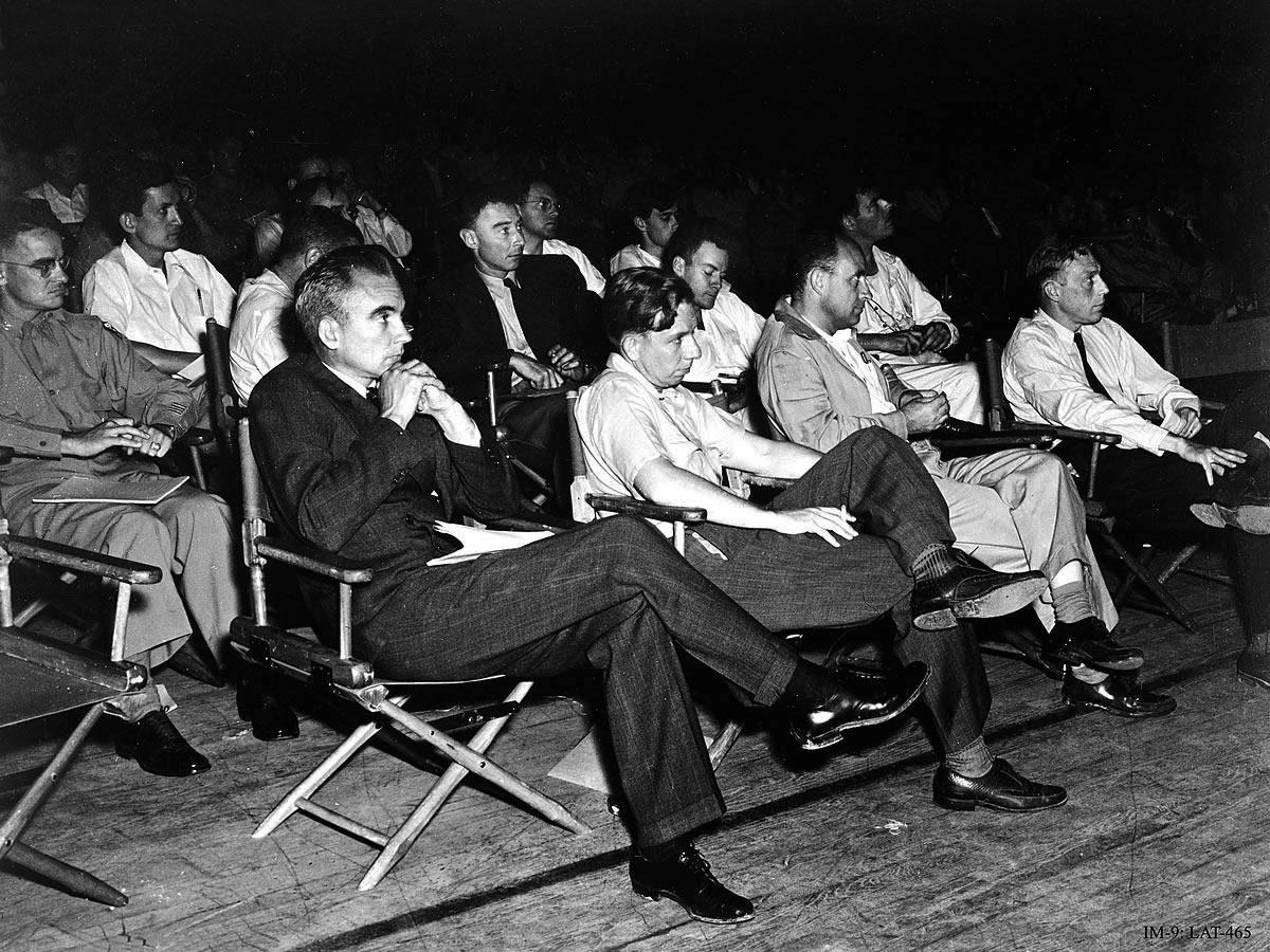 The Jewish Nucleus of the Second World War's Atomic Drama