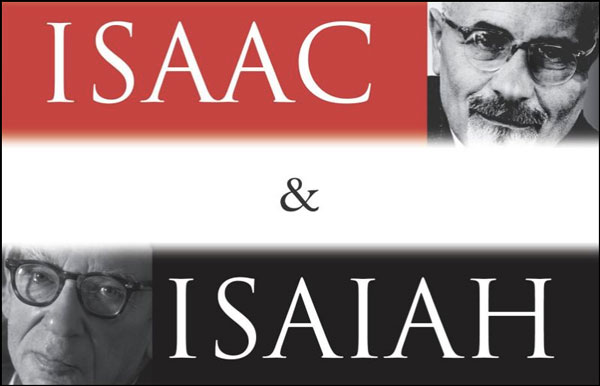Isaac and Isaiah by David Caute.
