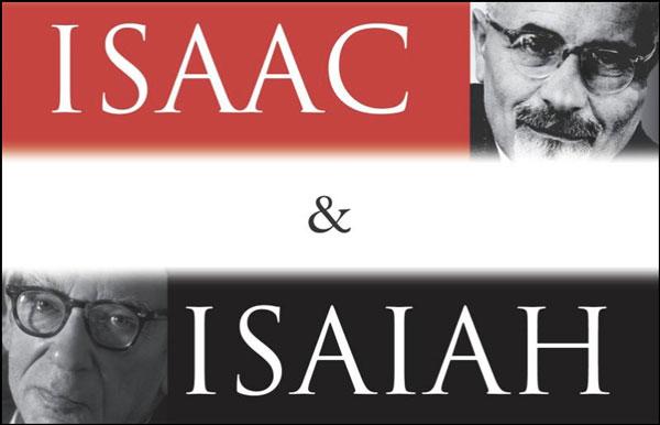 Isaac and Isaiah by David Caute.