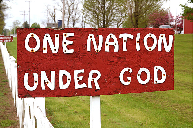 A Nation with the Soul of a Church