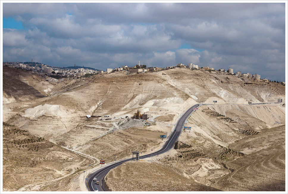 A settlement in the West Bank. Photo by libertinus/Flickr, made available by Creative Commons.