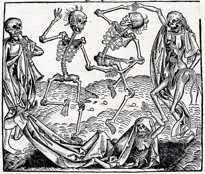 In Berlin, Dancing to the Music of Death