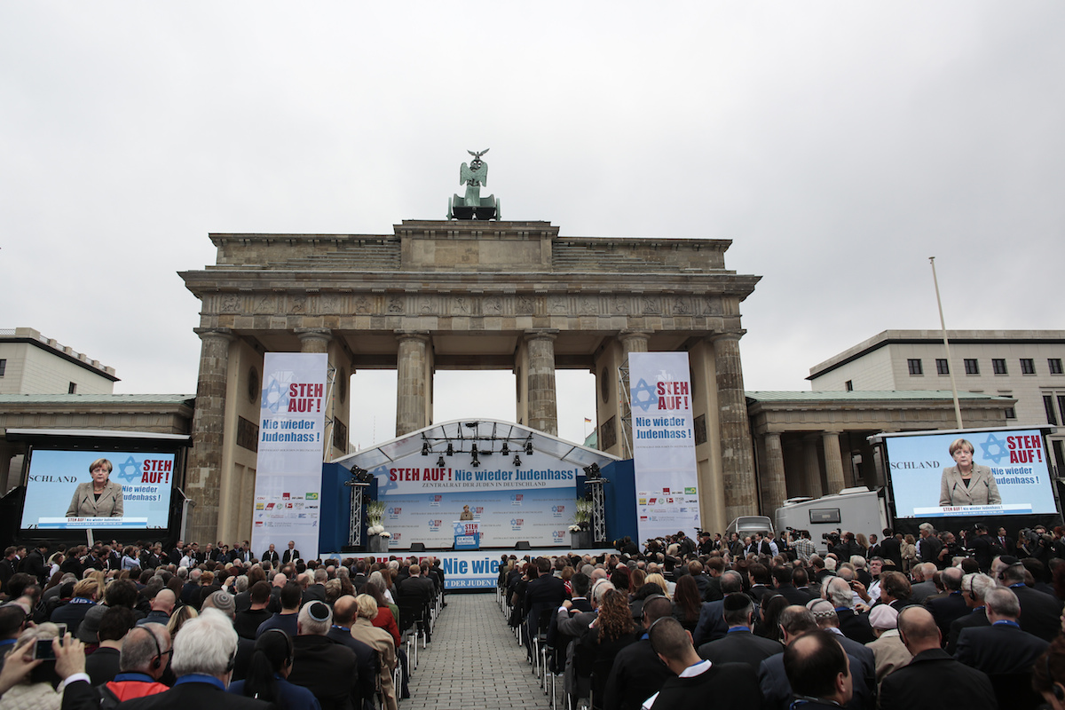 Post-Liberal Europe and its Jewish Problem