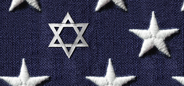 The cover of the Pew Research Center's report on American Jewry.
